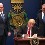 US-bound travelers grounded due to Trump immigration ban