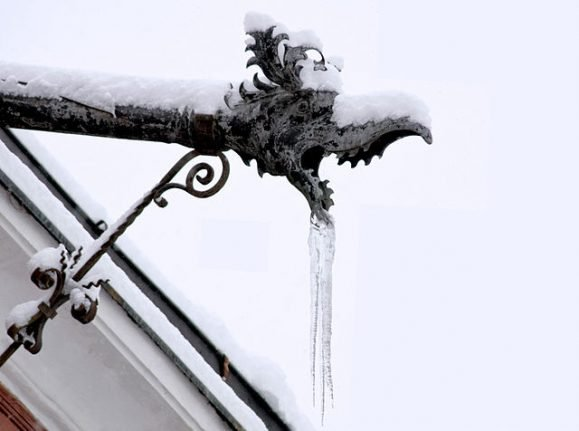 Austria experiencing coldest January in 11 years