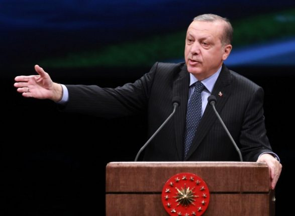 Turkey angry after Erdogan is told he can't campaign in Austria