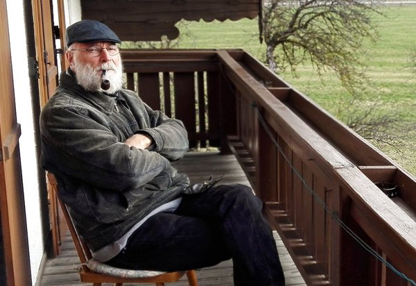 You're hired! Pipe-smoking Belgian scoops coveted hermit job in Austria