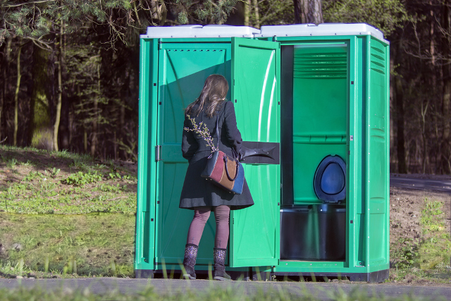 Austrian Greens teach women to pee standing up