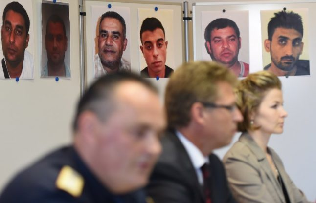 Eleven men go on trial over the horrific deaths of 71 migrants found in a truck in Austria