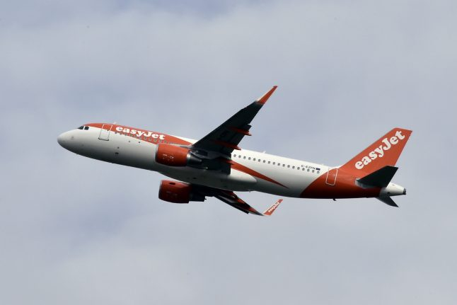 EasyJet to set up new company in Austria to prepare for Brexit
