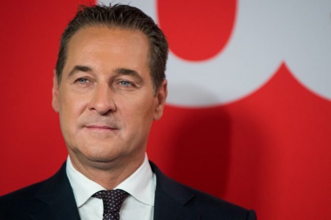 Austrian far right says it won't join government unless it gets the interior ministry top job