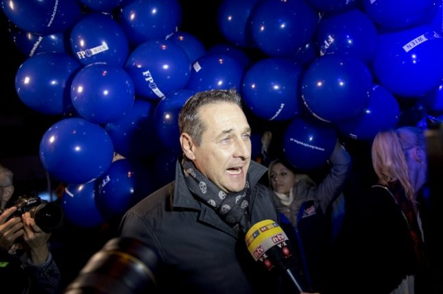 How Austria's far-right leader Strache brought the Freedom Party back from the brink