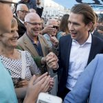 'Whizz-kid' forms right-wing Austrian government