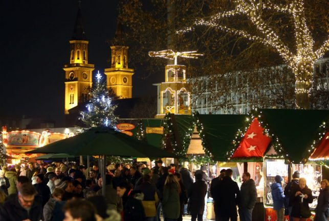 Austrian teen charged with plotting Christmas market attack with German boy