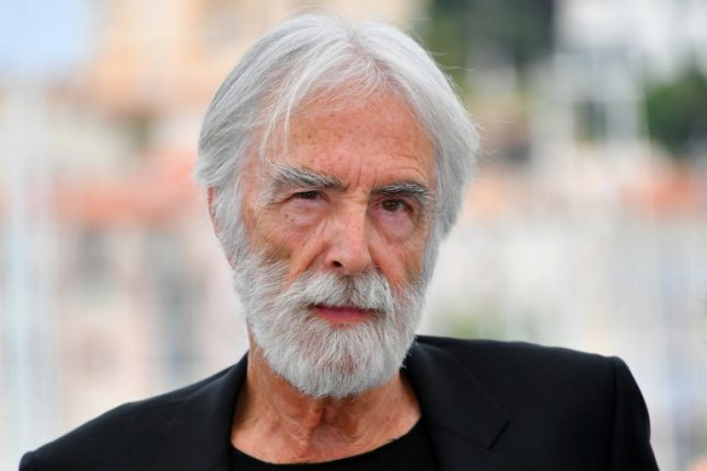 Austria's Haneke condemns 'witch-hunt' and 'new puritanism' of #MeToo wave