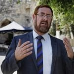 Israeli MP urges his country to drop its 'absurd' boycott of Austria's foreign minister
