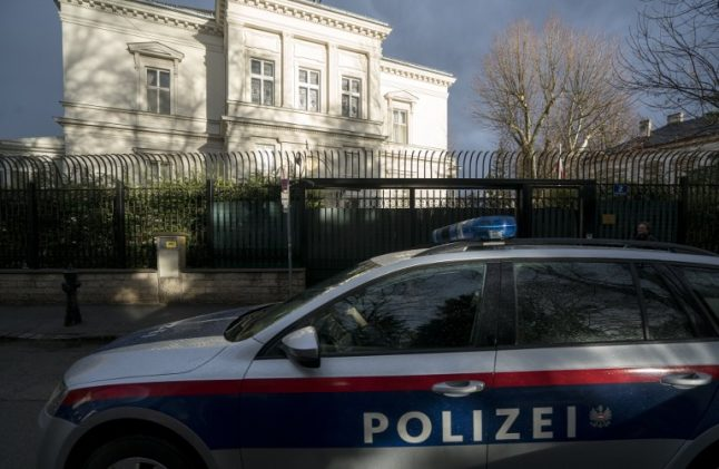 Vienna knife attacker 'clearly had sympathies with political Islam', authorities say