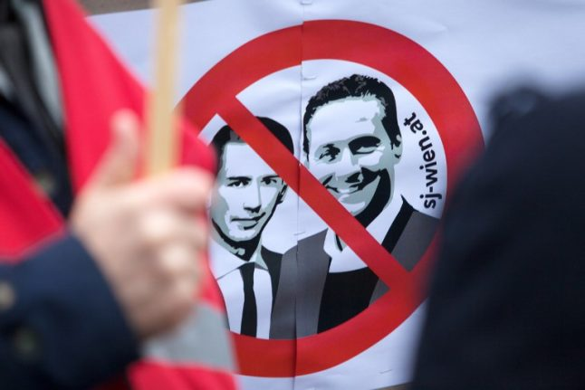 Austrian court says it's fine to give the finger to far-right leader
