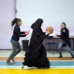 Austria plans headscarf ban for primary school pupils