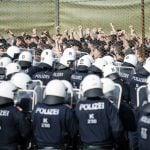 Austria sends troops to border for migration response exercises