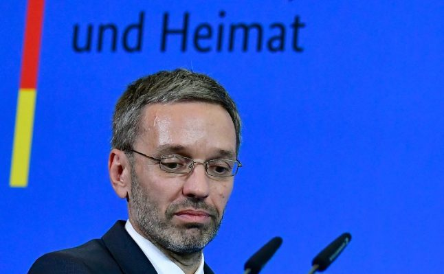 Austria told to 'build trust' as Western allies express concern with Russia ties