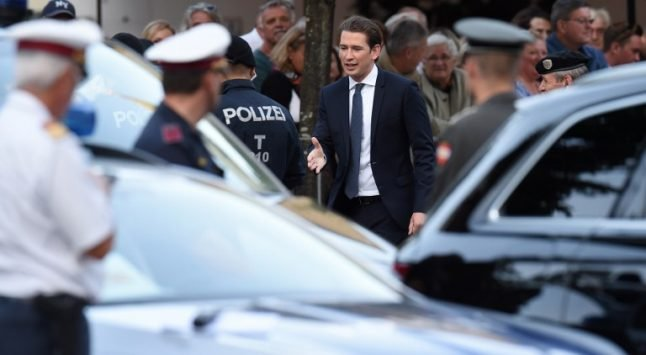 Austria leads push for new EU border guard plan