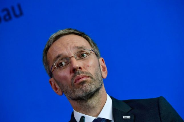 Austria opens probe over domestic intelligence scandal