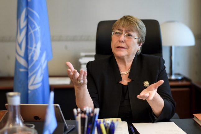 UN human rights chief bashes Austrian migration policies