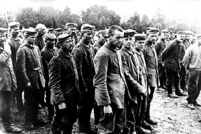 13 million German soldiers: A look at World War I in numbers