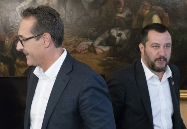 Austria takes issue with UN migration pact