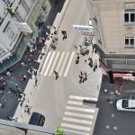 One person killed in shooting in central Vienna