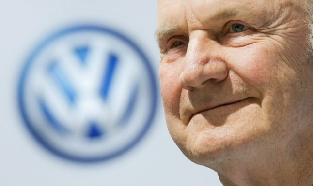 'A passion for cars': Former VW boss Ferdinand Piëch dies at 82