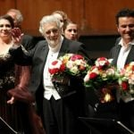 Spain's Placido Domingo given standing ovation in Salzburg in first performance since sexual harassment  claims