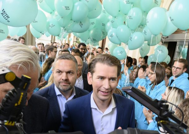 Austria conservatives win most votes in snap election while far right suffer losses