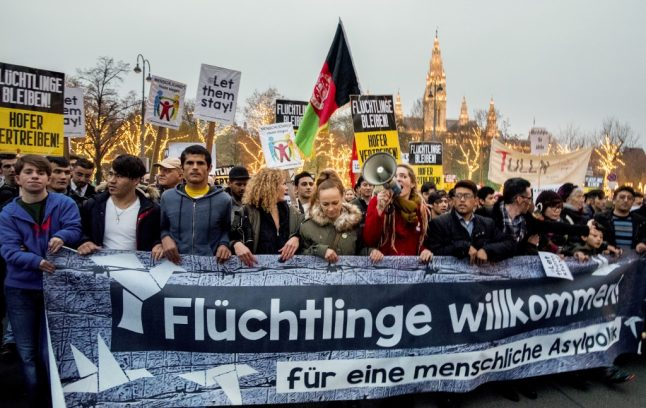 Austria court strikes down law aimed at cutting benefits for immigrants