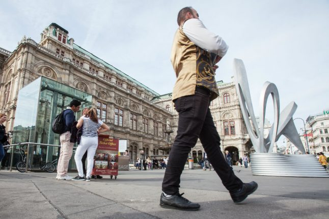 Shake-up at Vienna ballet academy after abuse scandal
