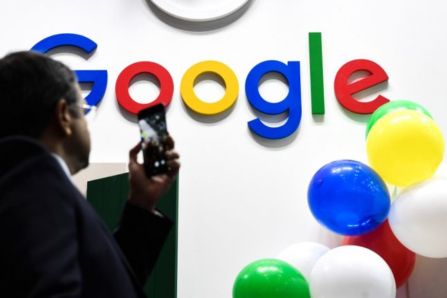 Google to raise ad fees to cover Austrian tax: source