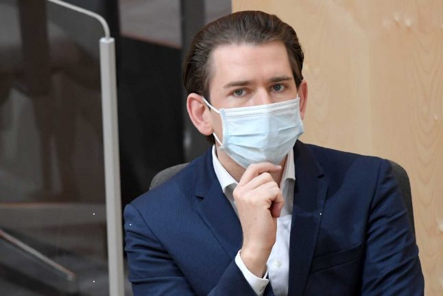 Austria pushes coronavirus co-operation with 'smart countries'