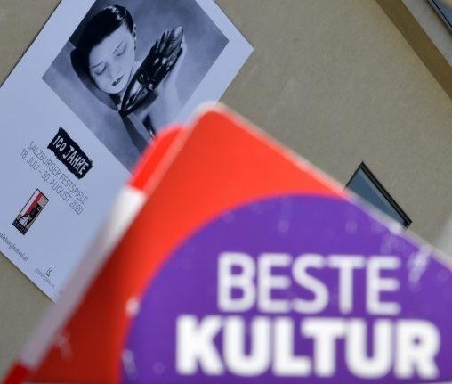 Austria gives go-ahead for cultural events to restart