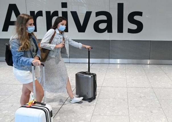 EU to make face masks compulsory on all European flights for passengers aged 6 and over