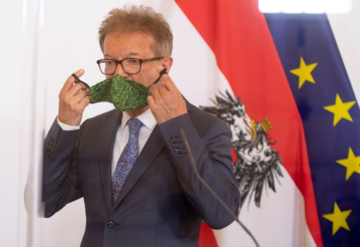 Austria Greens minister gears up for new virus test after initial praise