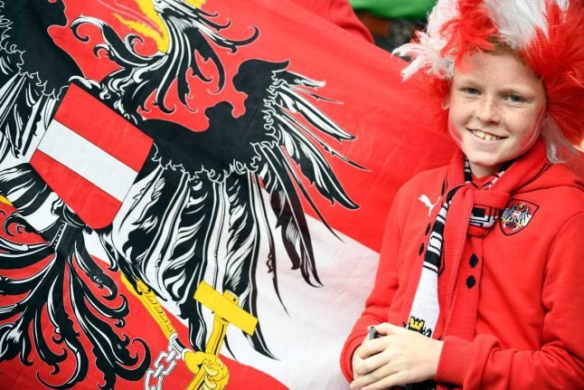 What is Austrian National Day and why is it celebrated?
