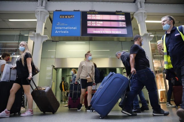 European nationals face new ID rule when travelling to UK
