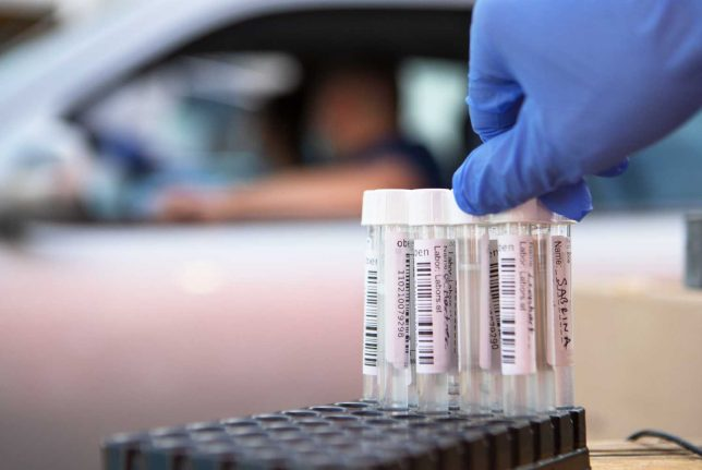 Austria records highest daily total of new coronavirus infections