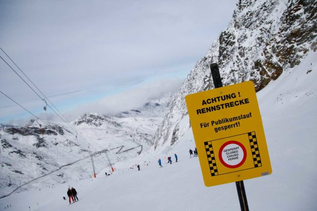 'Out of the question': Struggling Austrian ski resorts reject 'local discounts' idea