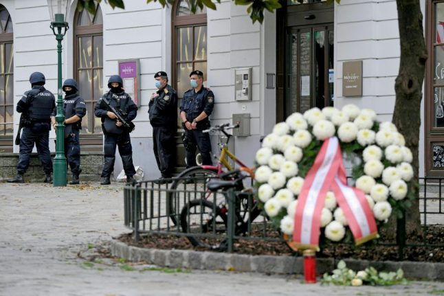 LATEST: Austria police arrest 14 after Vienna rampage but 'no evidence of second gunman'