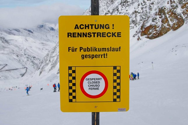 'We are well prepared': Salzburg wants to open ski resorts before Christmas