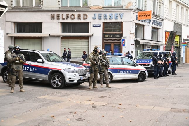 ANALYSIS: Vienna terror attack was 'only a matter of time'