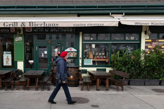 'We're more relaxed this time': How Vienna is coping with Austria's Autumn lockdown