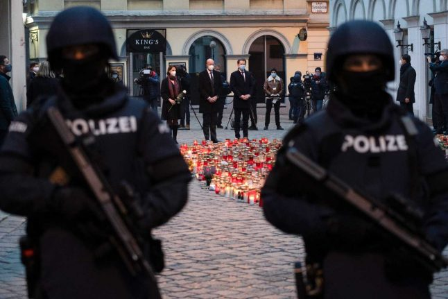 Vienna attack: Austria to introduce preventive detention for terror offenders