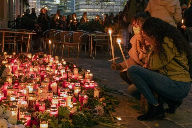 Half of those arrested after Vienna attack 'had violent crime convictions'