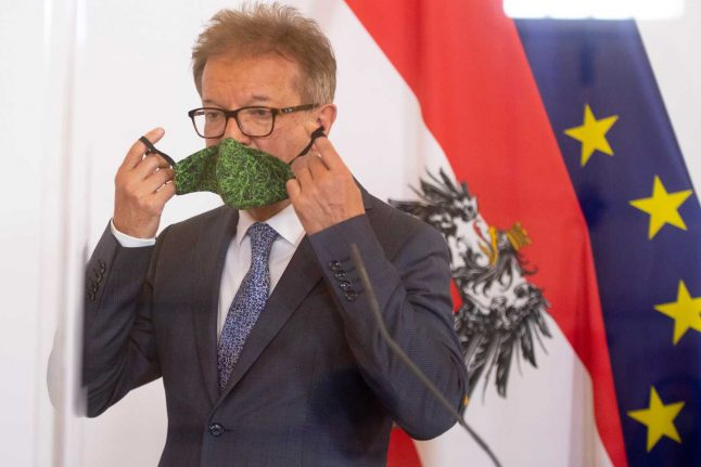 'The data suddenly exploded': Why Austria urgently imposed a shutdown