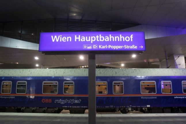 EXPLAINED: How Austria is making train travel safer this Christmas