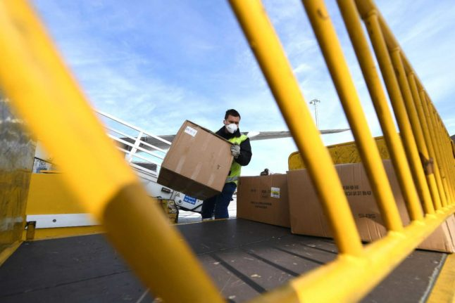 Austria Post stops accepting UK-bound mail