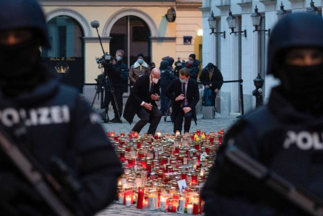 Vienna to erect terror attack memorial