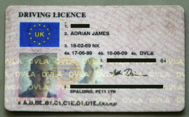 What Britons in Austria need to know about exchanging UK driving licences