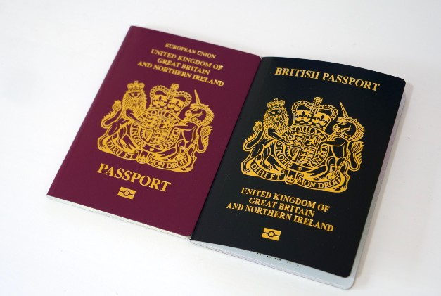 UPDATE: British residents of EU told not to worry about 'souvenir' passport stamps